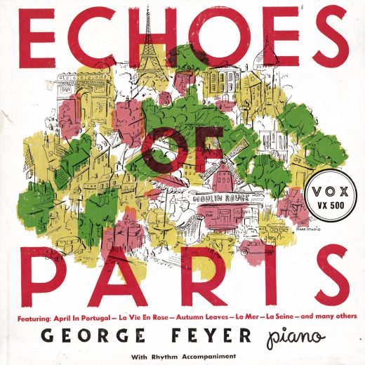 Echoes Of Paris