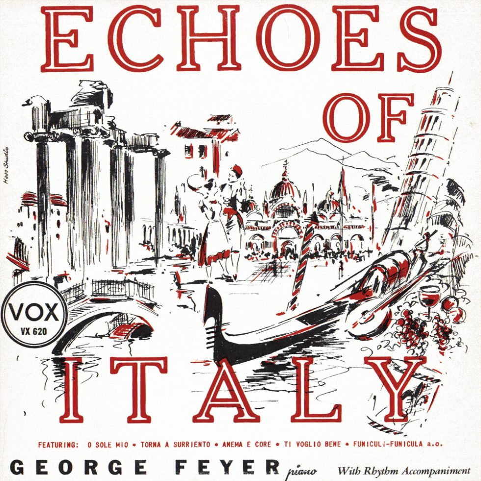 George Feyer Echoes of Italy