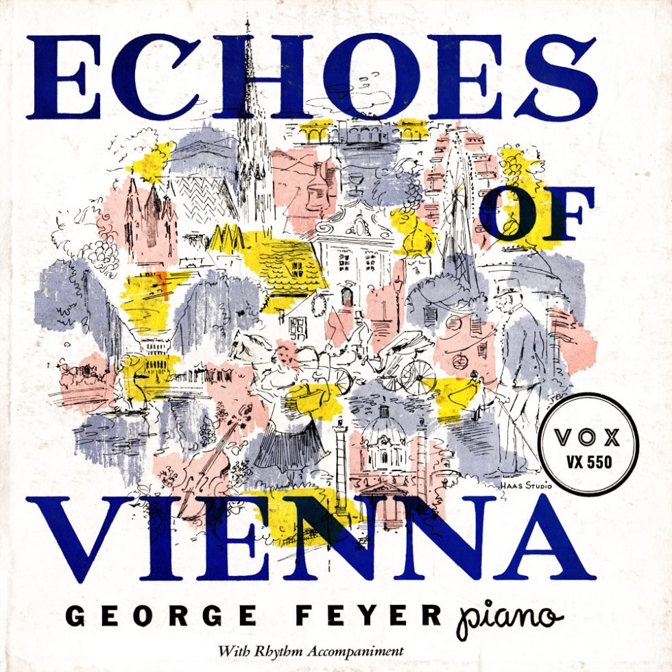 George Feyer Echoes of Vienna