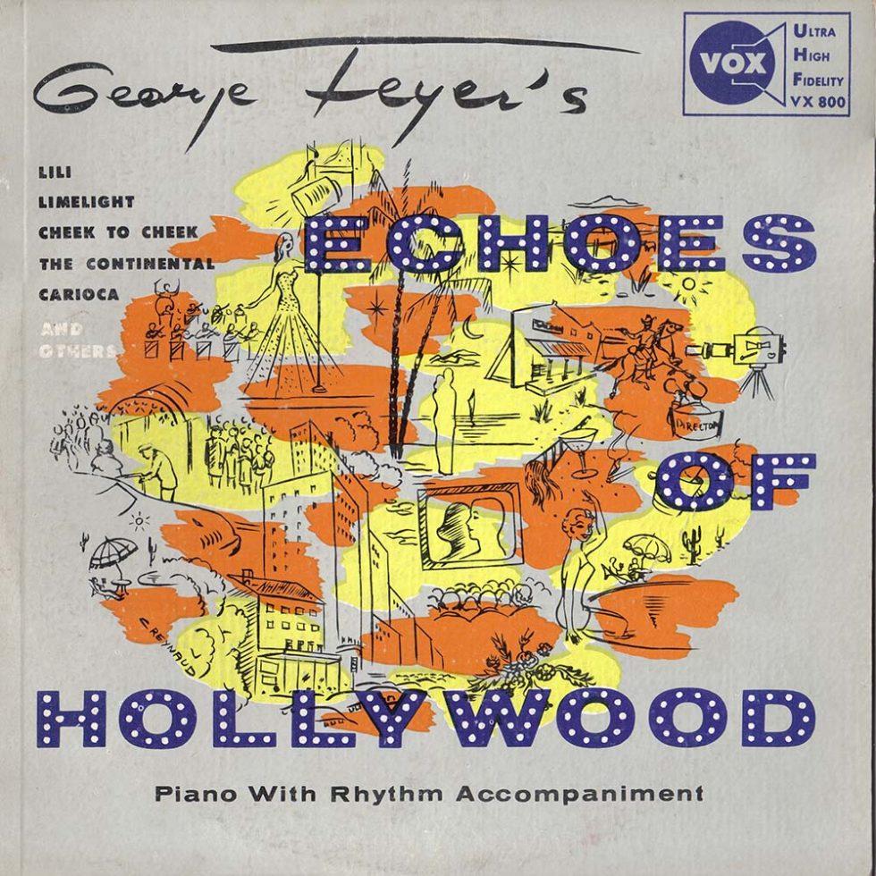 George Feyer Hollywood