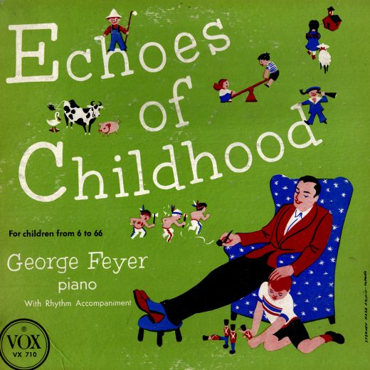 George Feyer Echoes of Childhood